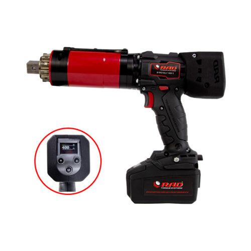 Batteridrevet momentverktøy